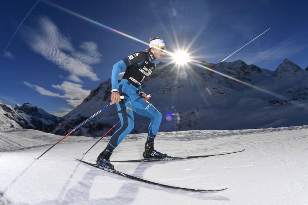 Ski de fond - scaled